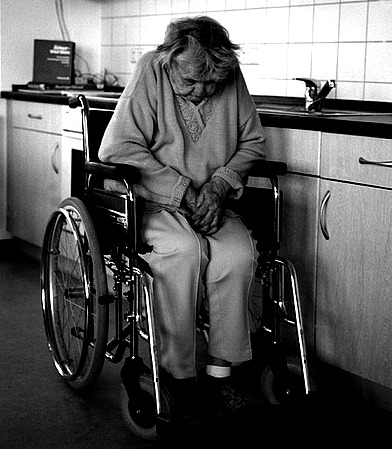 Make A Difference. Prevent Elder Abuse.